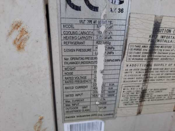 Купить Внешний блок кондиционера RK-48HME