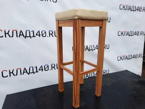 Купить Стул барный деревянный