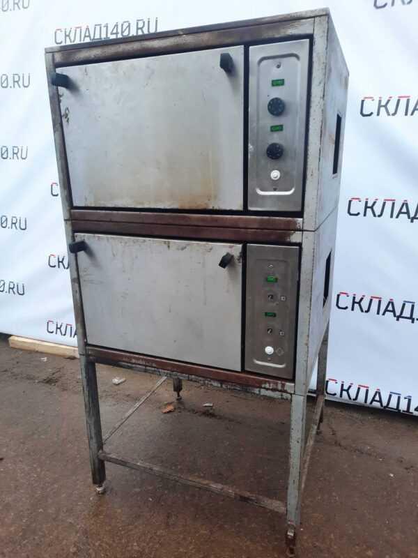 Купить Шкаф жарочный Гомельторгмаш ШЖЭ-02 2ух секционный