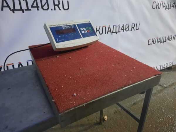 Купить Весы Мидл МП 300 ВДА 8/4