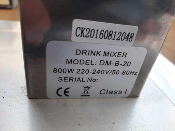 Купить Миксер для коктейлей Starfood DM-B-20