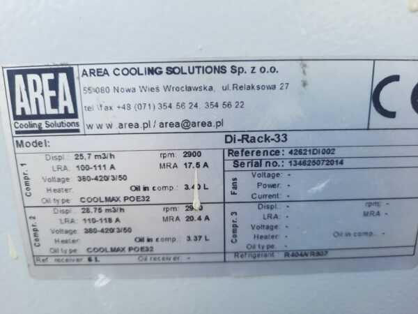 Купить ЦХМ Copeland ZBD66 ZB76 на базе двух компрессоров