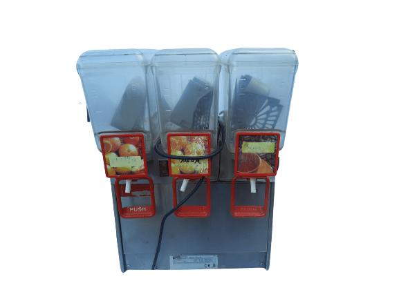 Купить Сокоохладитель Ugolini arctic compact 5/3