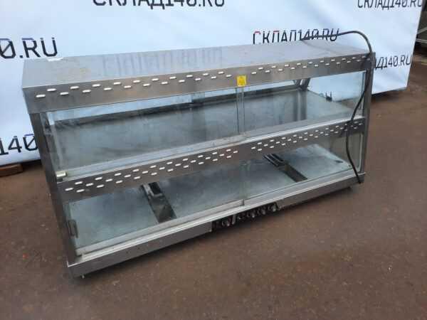 Купить Витрина тепловая Hatco GRHDH-4PD