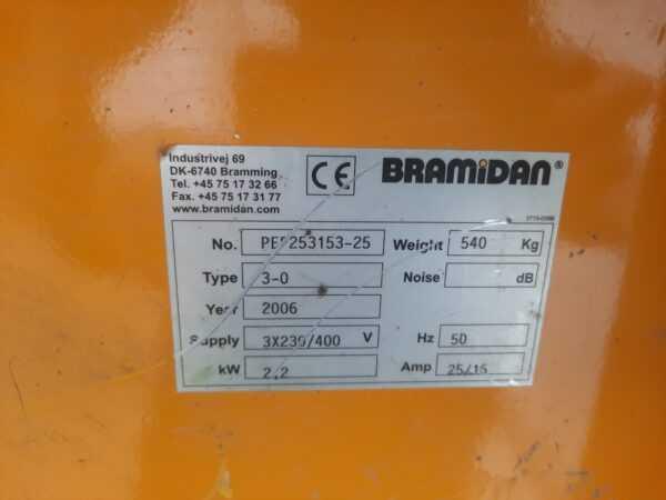 Купить Пакетировочный пресс Bramidan 3-0