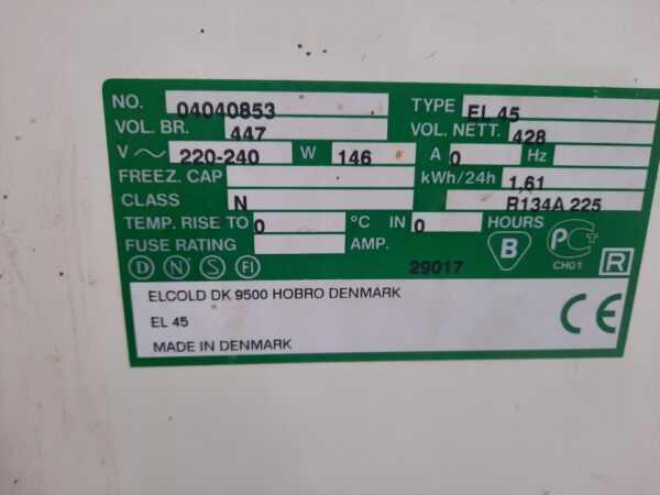 Купить Морозильный ларь Elcold EL45