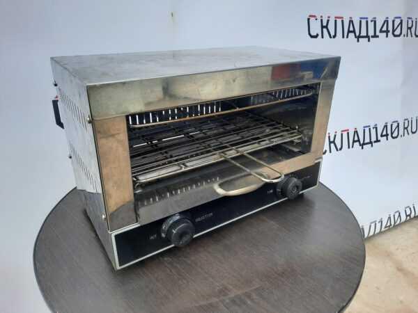 Купить Тостер Gastrorag TT-370B