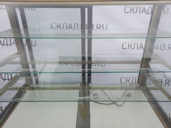 Купить Витрина Enteco вилия premium 125 кондитерская