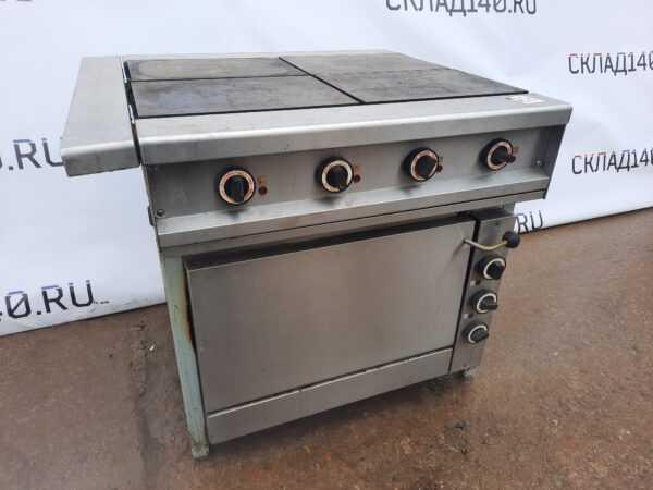 Купить Плита Термотехника ЭП-4ЖШ электрическая