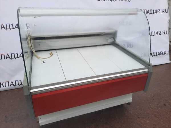 Купить Витрина Kifato Ладога 1200 холодильная