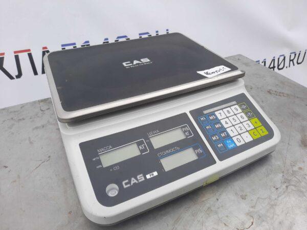 Купить Весы CAS PR-15B