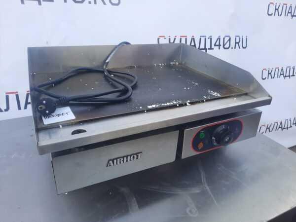 Купить Поверхность жарочная Airhot GE-550/F