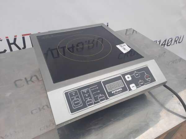 Купить Плита индукционная Hotberg Power Pro