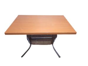 Купить Стол для кафе 120/80/76 крышка светлое дерево