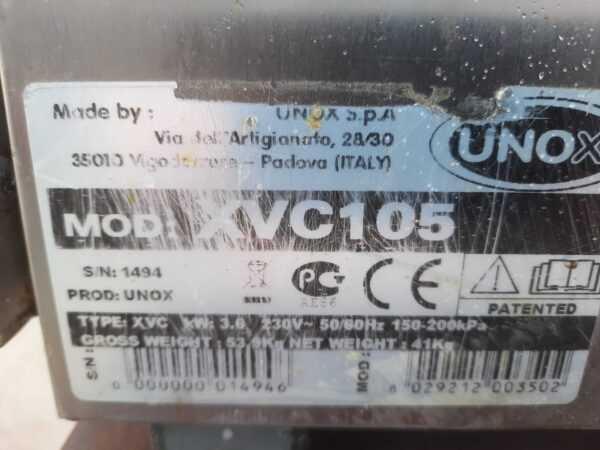 Купить Пароконвектомат Unox XVC 105+подставка