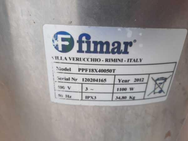 Купить Картофелечистка Fimar PPF18