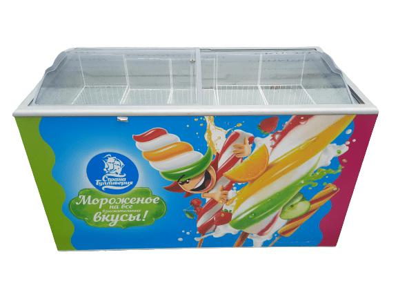 Купить Морозильный ларь Frost stream nix
