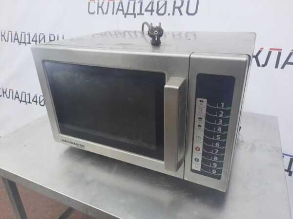 Купить Микроволновая печь Menumaster RMS510DS