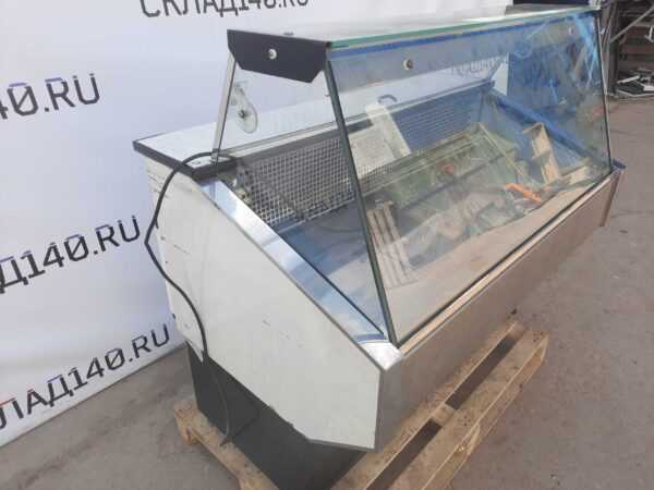 Купить Витрина Chlodnicza WCh-4 холодильная