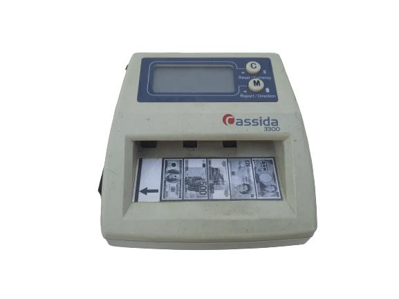 Купить Детектор валют Cassida 3300
