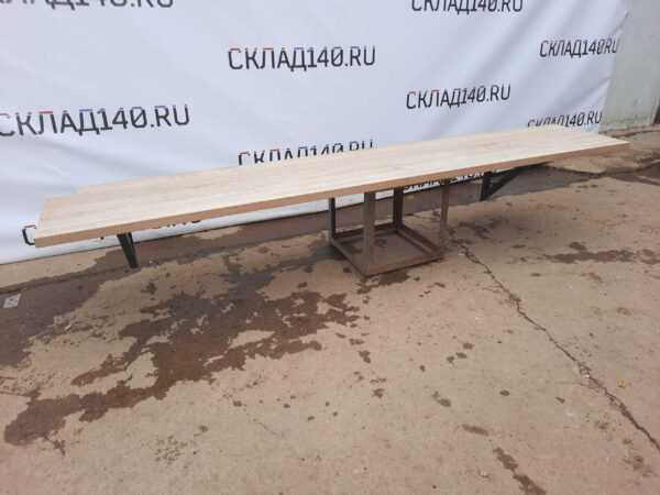 Купить Барный стол пристенный 240/85 на уголках