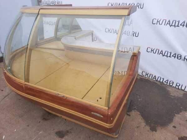 Купить Витрина EuroCryor N.SPHEROX холодильная выносной холод