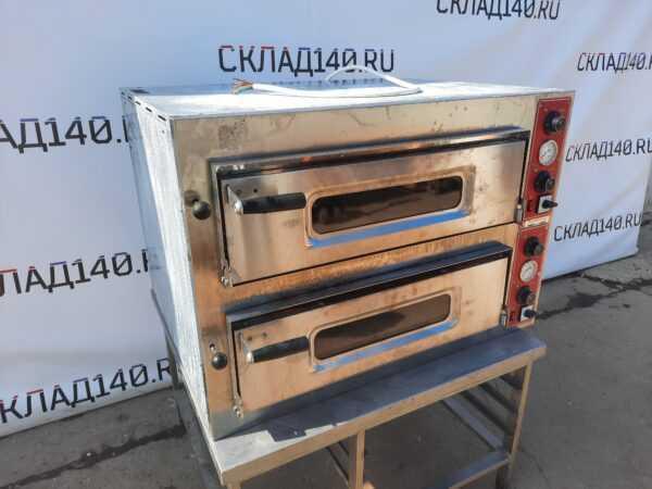 Купить Печь для пиццы pizza group Entry Max 8