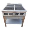 Купить Плита Luxstahl ПИ 4-98 индукционная на подставке