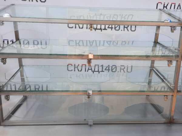 Купить Прилавок торговый кондитерский 70/260/173