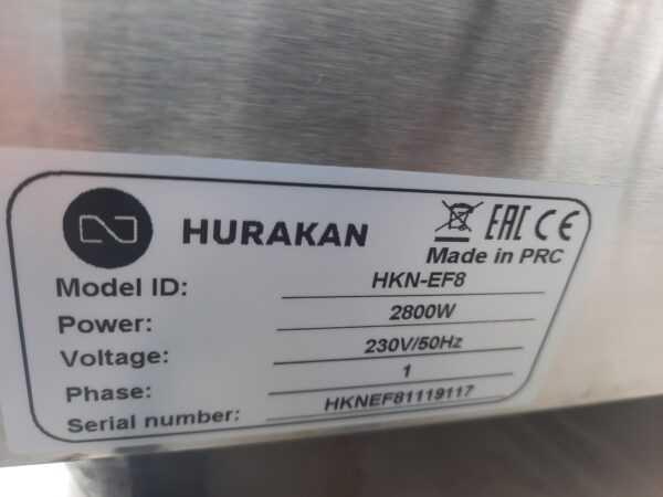 Купить Чебуречница Huracan HKN-ef8