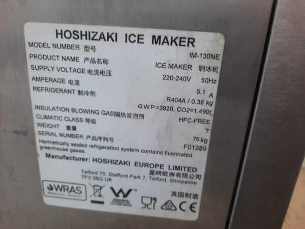 Купить Льдогенератор Hoshizaki IM-130NE