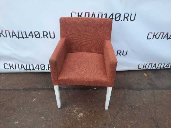 Купить Кресло мягкое ноги дерево