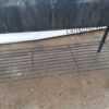 Купить Мангал стальной длина 160 см ширина 40 см высота 100 см