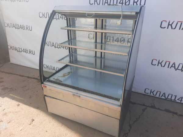 Купить Витрина кондитерская МХМ Veneto VSo-0,95
