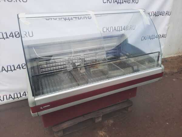 Купить Витрина Cryspi Gamma m 1500 морозильная