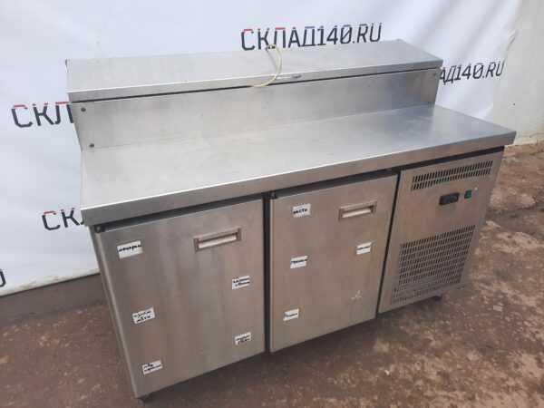 Купить Стол Abat CXC-70-01П (2 двери) холодильный для пиццы