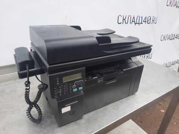 Купить Принтер HP laserjet pro m1214nfh