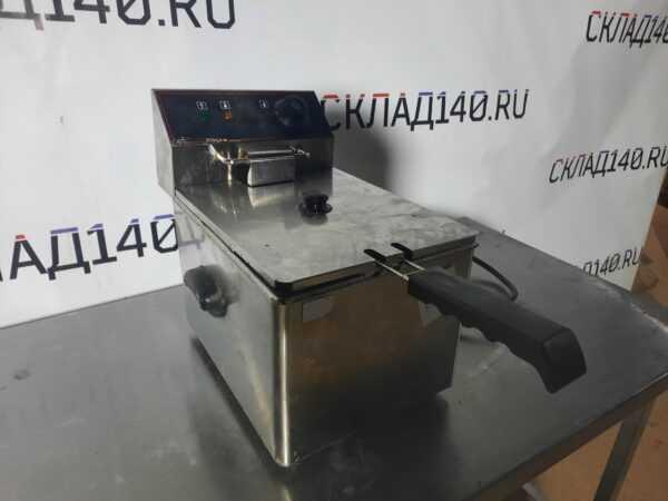 Купить Фритюрница Eksi HEF-4L
