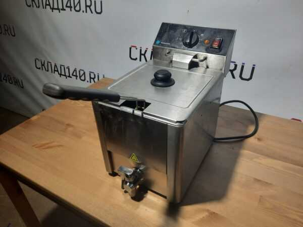 Купить Фритюрница Huracan HKN-FT8N